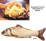 Dogs&Co Electronisch Kattenspeeltje - Bewegende Vis