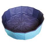 Hondenzwembad blauw 160x30 Dogs&Co