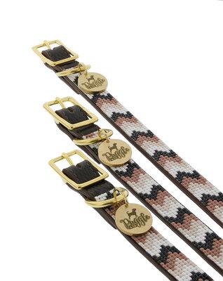 Leren Halsband Cooper