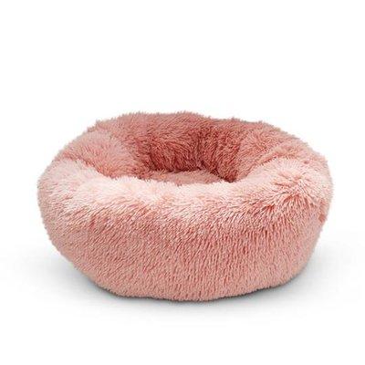 Fluffy Donut Roze 50 cm (S) Dogs&Co
