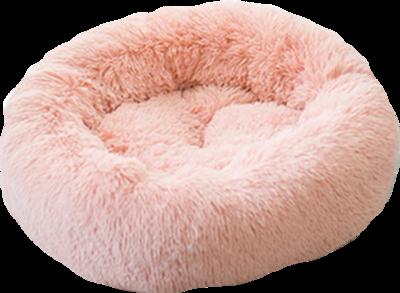 Fluffy Donut Roze 70 cm (M) Dogs&Co