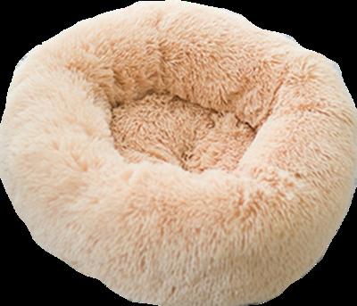 Fluffy Donut Beige 50 cm (S) Dogs&Co