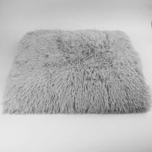 Fluffy Hondendeken 100x75 cm Grijs