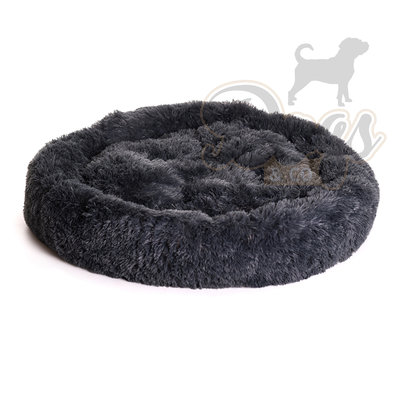 Fluffy Donut Antracite 100 cm (L) Dogs&Co