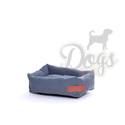 Dogs&Co Hondenmand Jeans Grijs Maat S 60x40cm