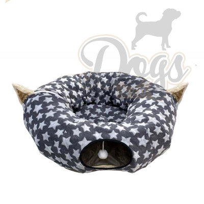 Cats&Co Donut speeltunnel voor de kat