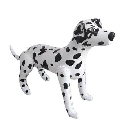 Dogs&Co Opblaasbare  PVC Hond Dalmatier