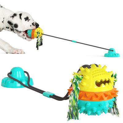 Dogs&Co Trekspeeltje  2.0 nieuw model Groen