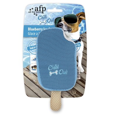All for Paws Chill out ice cream Blauw