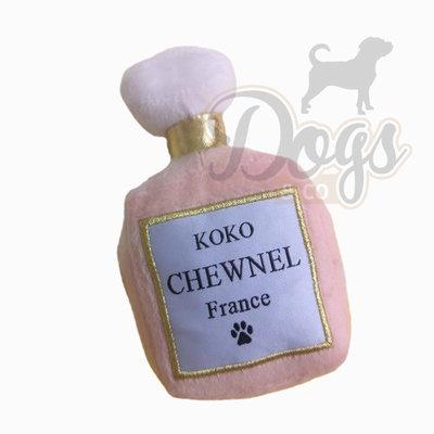 Designer knuffel voor je hond - Hondenspeelgoed Koko Chewnel