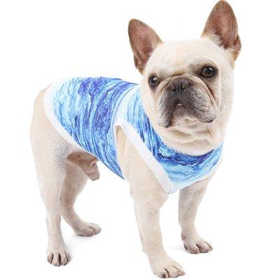 Verkoelend shirt voor hond of kat