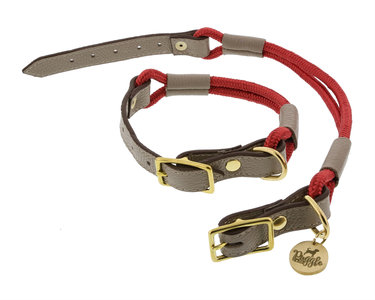 Halsband Guus Rood Dogs&Co